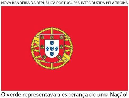 Nova Bandeira Portuguesa